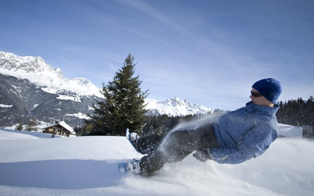 Savognin (Szwajcaria) - Funsport: Skifox