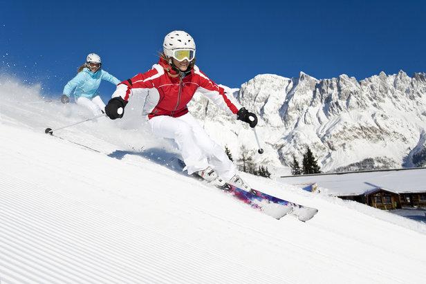 Met maar liefst 860 pistekilometers en 270 liften is de Ski amadé het grootste skigebied van Oostenrijk  - © Ski amadé