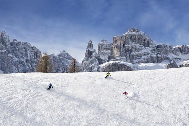Take the plunge down the Val de Mesdi in Alta Badia, Italy  - © Alta Badia Tourist Office