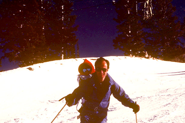 Ted Ligety's Guide to Park City, Utah ©Ligety Family Photos