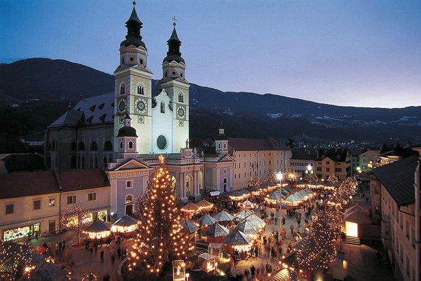 Inverno in Valle Isarco, Alto Adige - Mercatini di Natale
