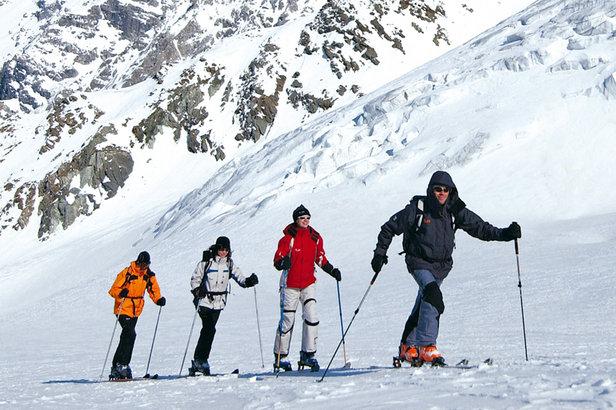 Inverno in Valle Isarco, Alto Adige - Tour di Sci Alpinismo