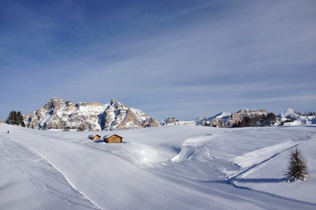 Who's the Daddy? Top 10 biggest ski areas- ©Alta Badia