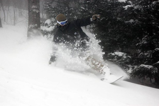 Last-Minute Gift Ideas for Northeast Skiers & Riders- ©Burke Mountain Resort