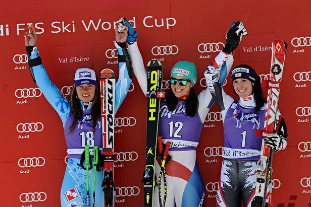 La velocità di scena nella Coppa del Mondo di Sci- ©FIS Alpine World Cup Tour