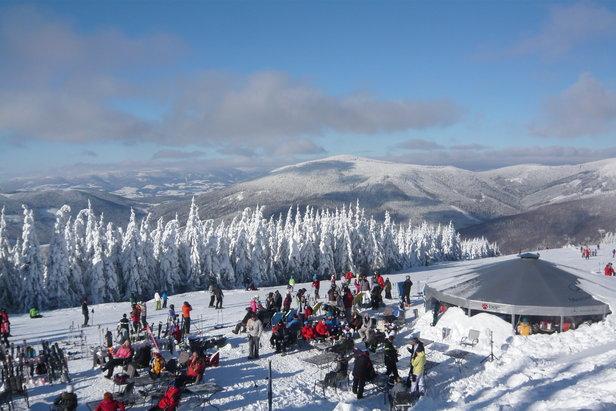5 českých středisek se zárukou sněhu v březnu- ©Ski areál Kouty