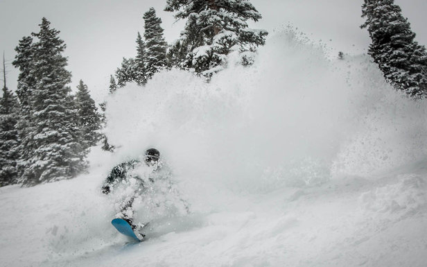 Storm Gallery: Snow Stoke for Your Holidays- ©Jeremy Swanson