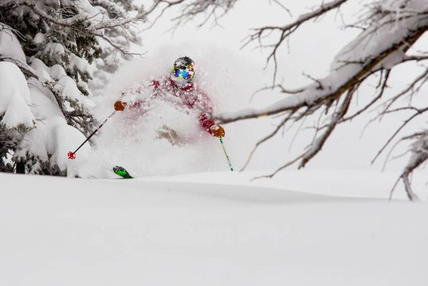 We Can't See Our Legs in Aspen/Snowmass - ©Aspen/Snowmass