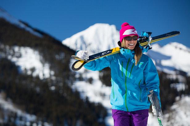 Vous vous demandez quelle station choisir pour la pratique du ski de printemps? On vous dit tout...