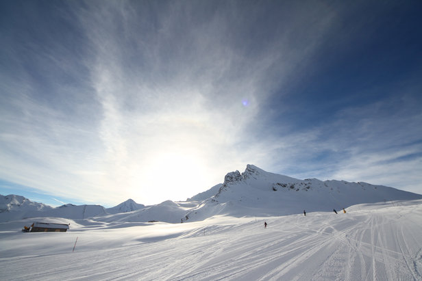 Zielone światło dla rozbudowy terenów narciarskich w Samnaun ©Skiinfo