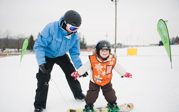 Glen Eden Ski and Snowboard Area