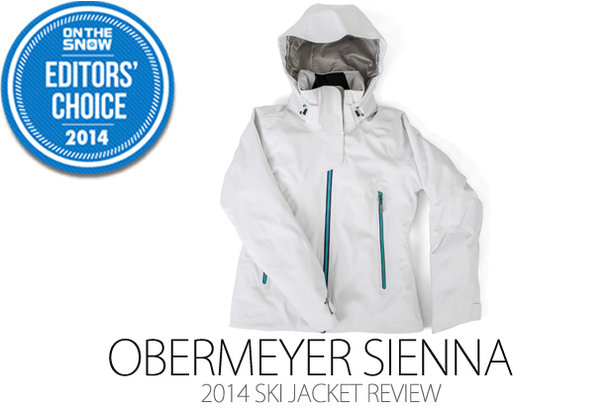 2014 Women's Ski Jacket Editors' Choice: Obermeyer Sienna Jacket- ©Julia Vandenoever