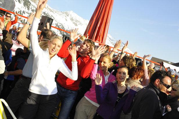 Párty v Obertauern  - © Tourismusverband Obertauern