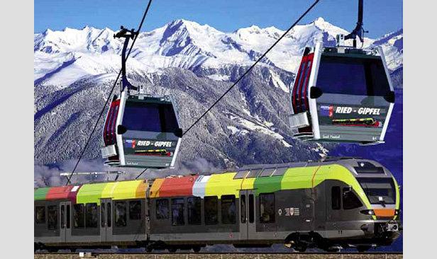 Plan de Corones, Andare a sciare in treno