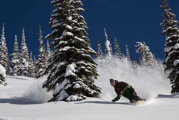 Top Snowboard Freeride Resorts: Die feinsten Powderruns der nördlichen Alpen- ©Red Bull