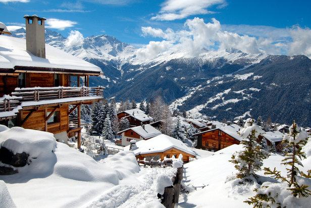 Verbier : Bucolisme, bonne chère et grand ski- ©VERBIER / St-Bernard