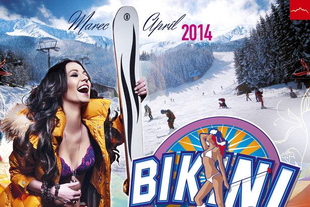 Bikini Skiing na Chopoku - ©TMR, a.s.