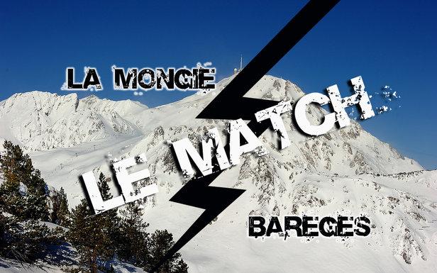 Grand Tourmalet : La Mongie vs Barèges- ©Grand Tourmalet