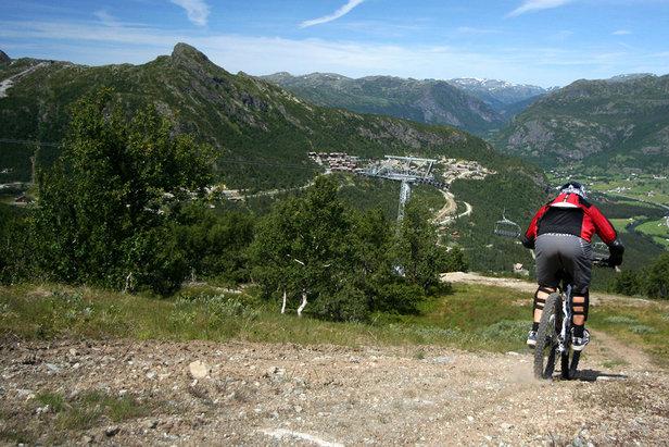 Hemsedal Skisenter byr på mere moro enn ski