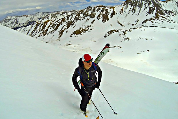 Meet OnTheSnow's Mountain Meteorologist- ©Chris Tomer