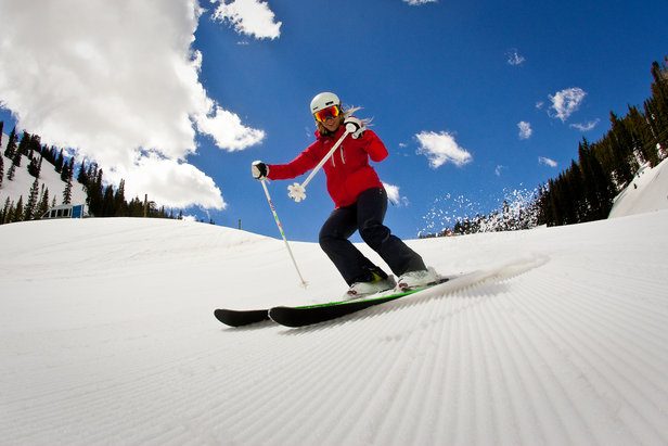 Photo Gallery: Women of Skiing - 14 Reasons we Love Aspen's Meredith McKee- ©Jeremy Swanson