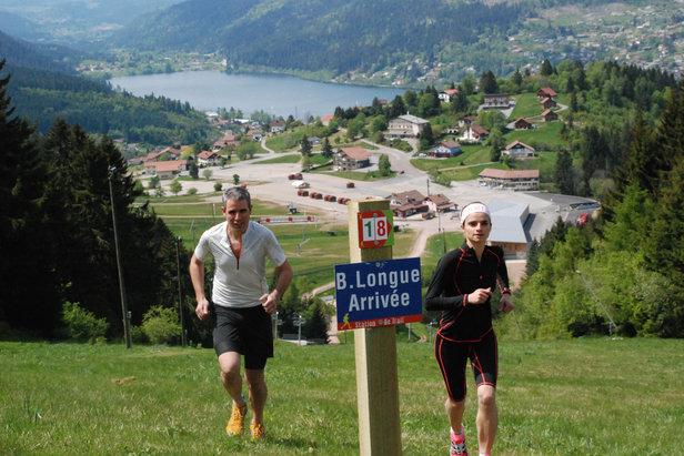 Ouverture d'une station de trail à Gérardmer- ©Office de Tourisme de Gérardmer