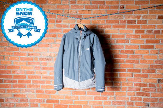 2015 Men's Jacket Editors' Choice: Helly Hansen Supreme Jacket- ©Liam Doran