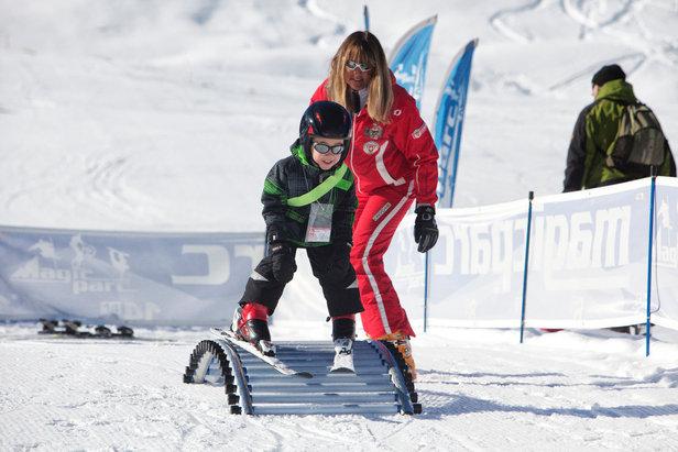 Come diventare maestro di sci?- ©Savognin Bergbahnen AG