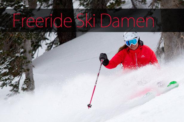 12 Freeride-Ski für Damen im Test: Die besten Powderlatten für Girls ©Skiinfo | OnTheSnow
