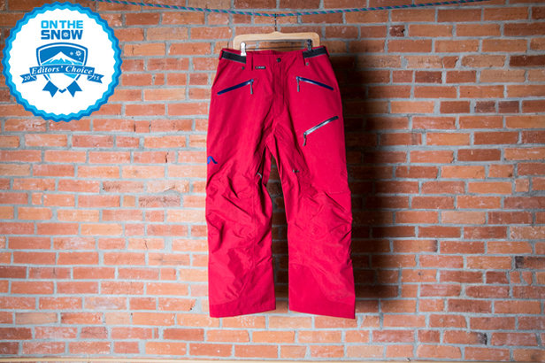 2015 men's ski pants Editors' Choice: Flylow Compound Pant