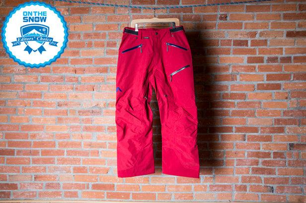 2015 Men's Ski Pants Editors' Choice: Flylow Compound Pant- ©Liam Doran