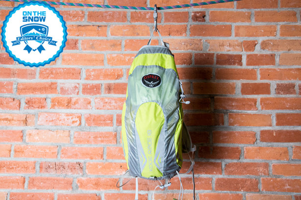 2015 ski bags Editors' Choice: Osprey Kode Race 18