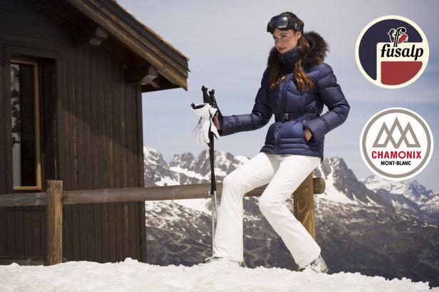Fusalp devient partenaire de la Vallée de Chamonix-Mont-Blanc