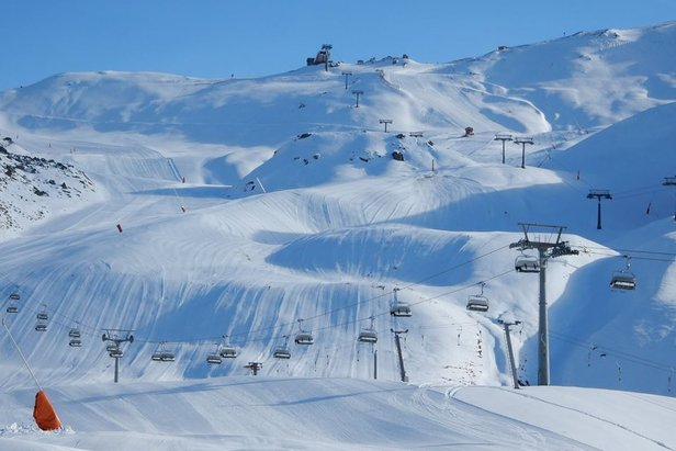 Sneeuwbericht: seizoensopening in Zuidalpen, grote zorgen in Noordalpen ©Ischgl