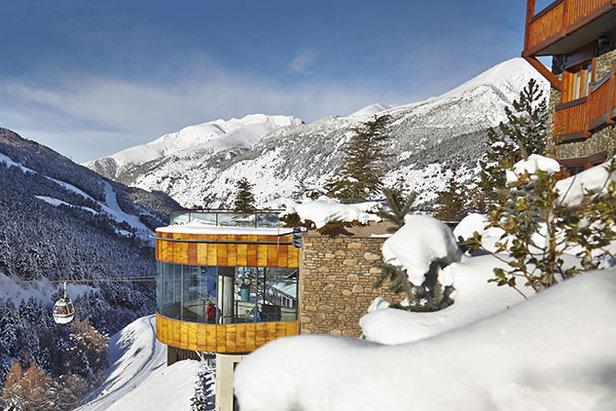 Nouveauté cette hiver : Pierre & Vacances s'implante à Grandvalira