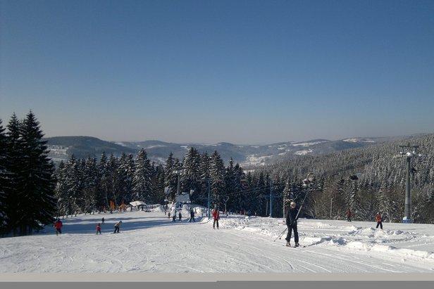 Rokytnice n/J: Předprodej sezónních skipasů do 30.11.2014 už od 4900 Kč!- ©Facebook Rokytnice nad Jizerou