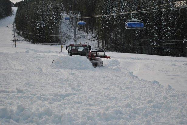 Lyžiarske stredisko Roháče - Spálená otvára zimnú sezónu 2014/15 v piatok 6.decembra!  - © facebook.com/rohacespalena