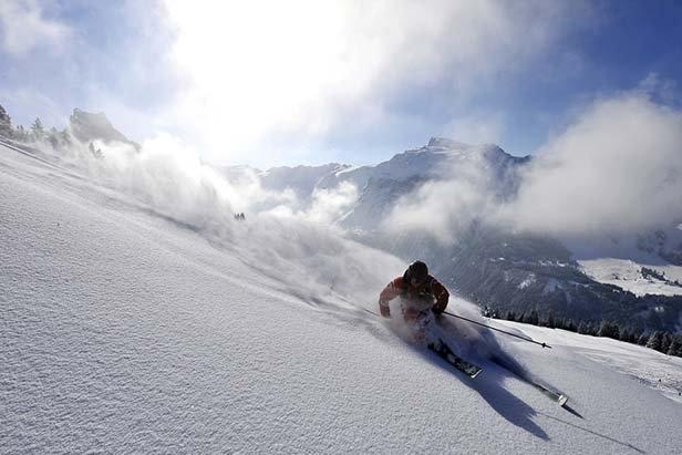 Derfor er ull best i kulden- ©Engelberg Titlis