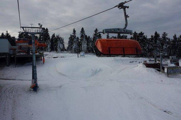 Zieleniec Ski Arena - 4.12.2014