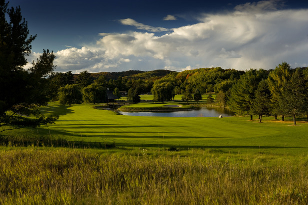 The Monument course at Boyne Mountain Resort