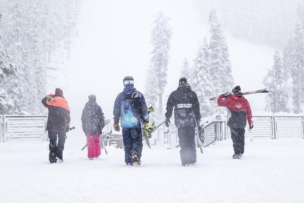 Sierra-at-Tahoe Resort to Open Today for 2024-15 Winter Season- ©Skiing and Snowboarding, learning opportunities and exciting new additions
