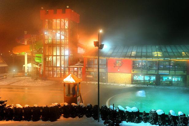 Po lyžovačke après-ski zábava a oddych v tropickej Tatralandii ©TMR, a.s.