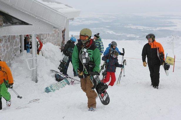 Ski Scotland: Five days in the Scottish Highlands- ©Peter Jolly