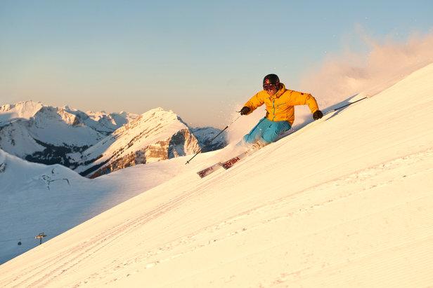 Snowiest Resort of the Week (Woche 05/2015): Frankreich macht das Rennen ©Diedamskopf Alpin Tourismus