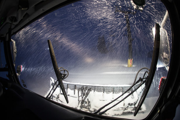"The latest system dropped 12-16"" at Mammoth...and that was just the start."