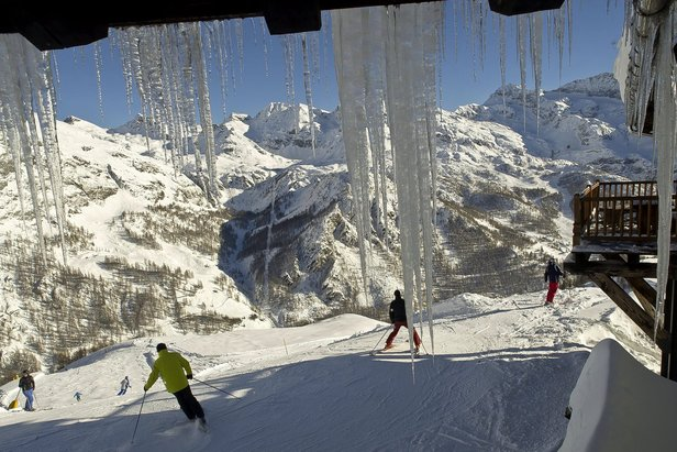 Wintersport in de vallei van Aosta: genieten in openlucht ©Monterosa Ski