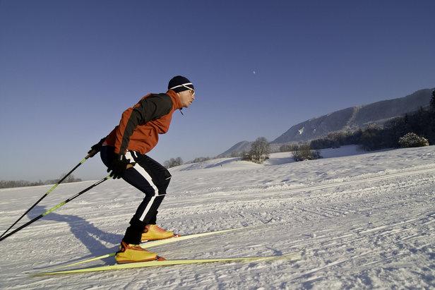 Bessans, paradis des amateurs de ski nordique, de biathlon et de balades en raquettes à neige