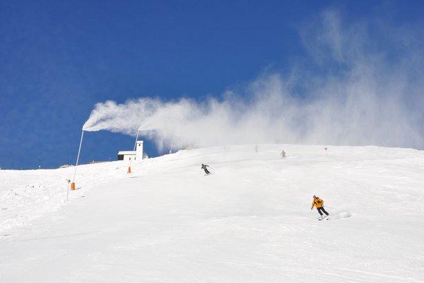 Skiwelt Wilder Kaiser Brixental heeft prima mogelijkheden tot sneeuw maken.  - © Skiwelt Wilder Kaiser Brixental