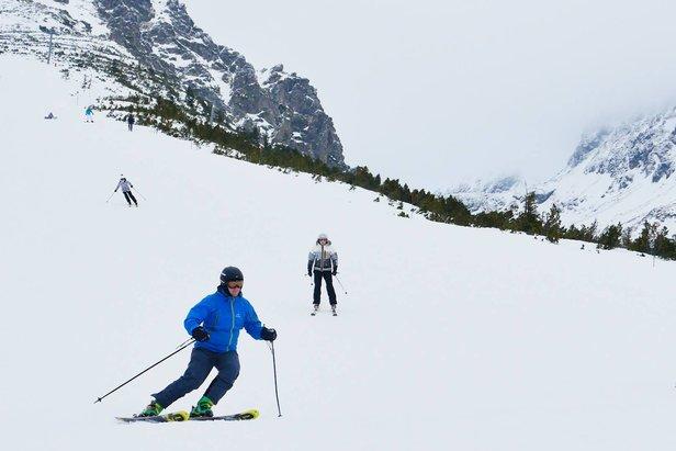 Východné Slovensko užíva jarné prázdniny: Kam ísť lyžovať?