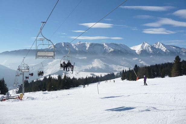 Ski Bachledova - Jezersko - Franková